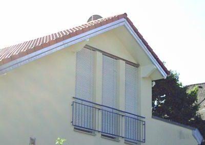 Dachsanierung eines Mehrfamilienhauses